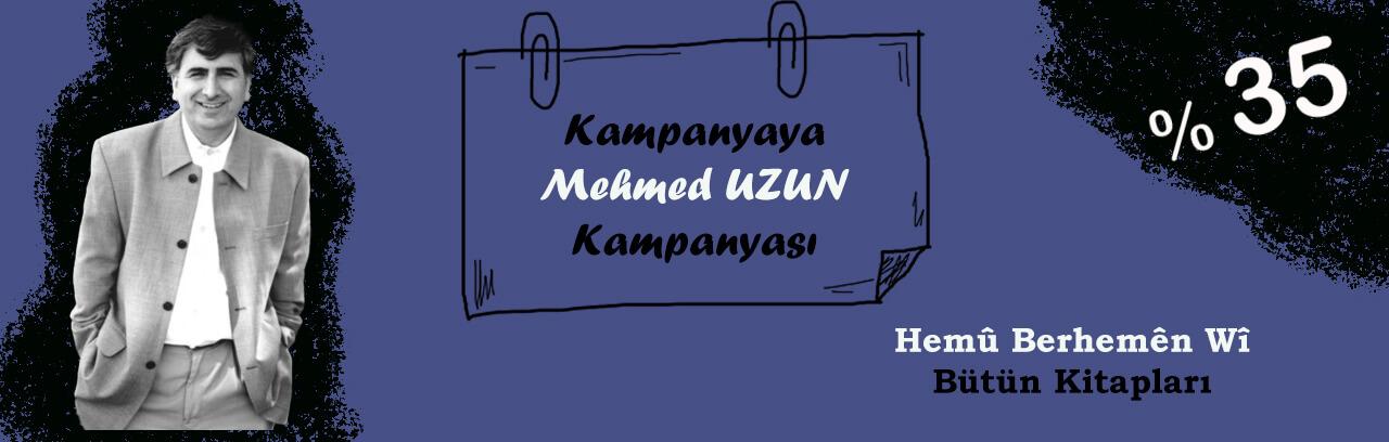 Mehmed Uzun 'nun tüm kitapları %35 indirimde