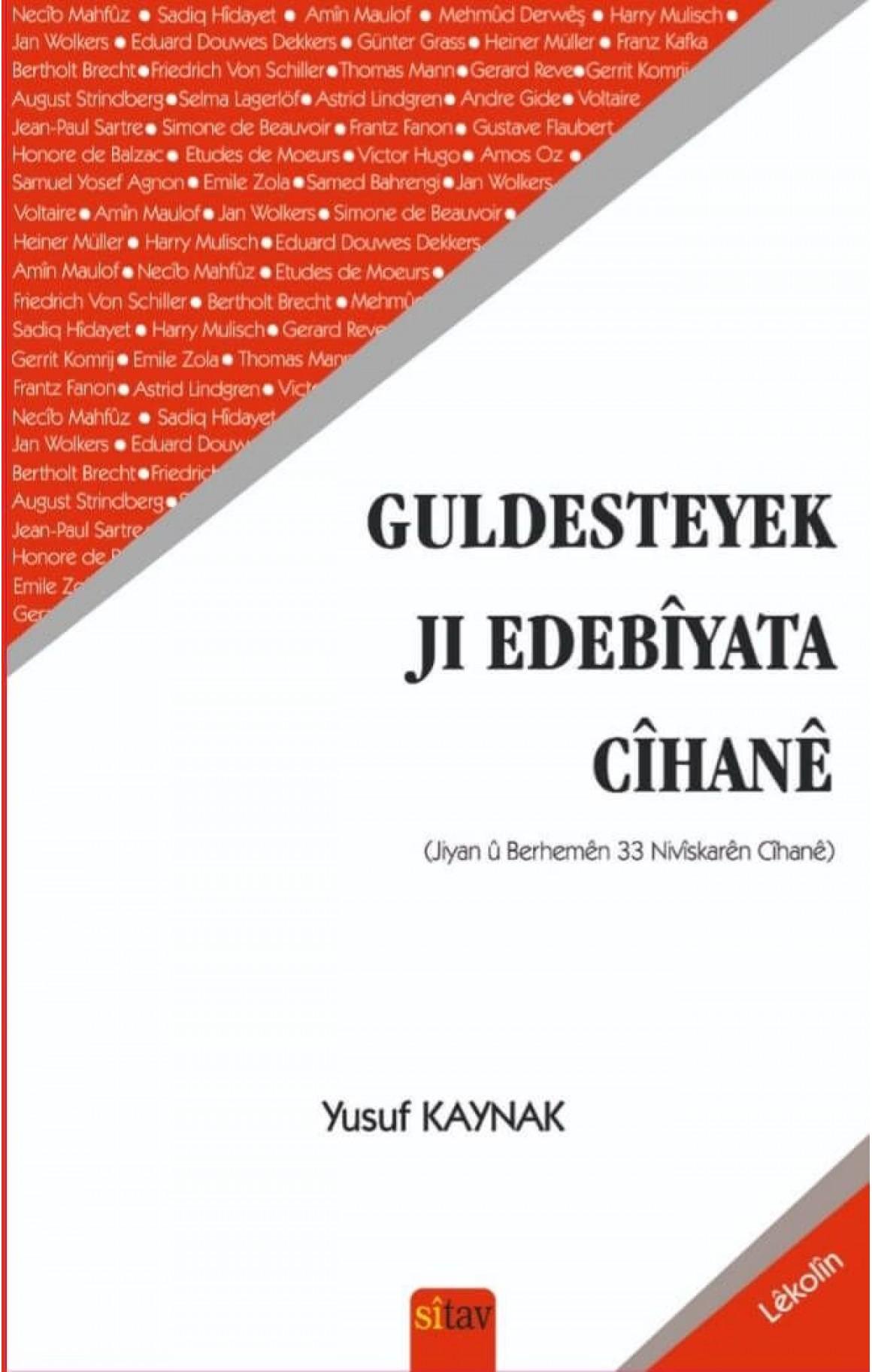 Guldesteyek Ji Edebiyata Cîhanê