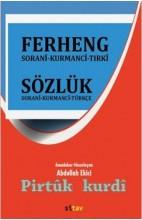 Ferheng Soranî Kurmancî Tirkî