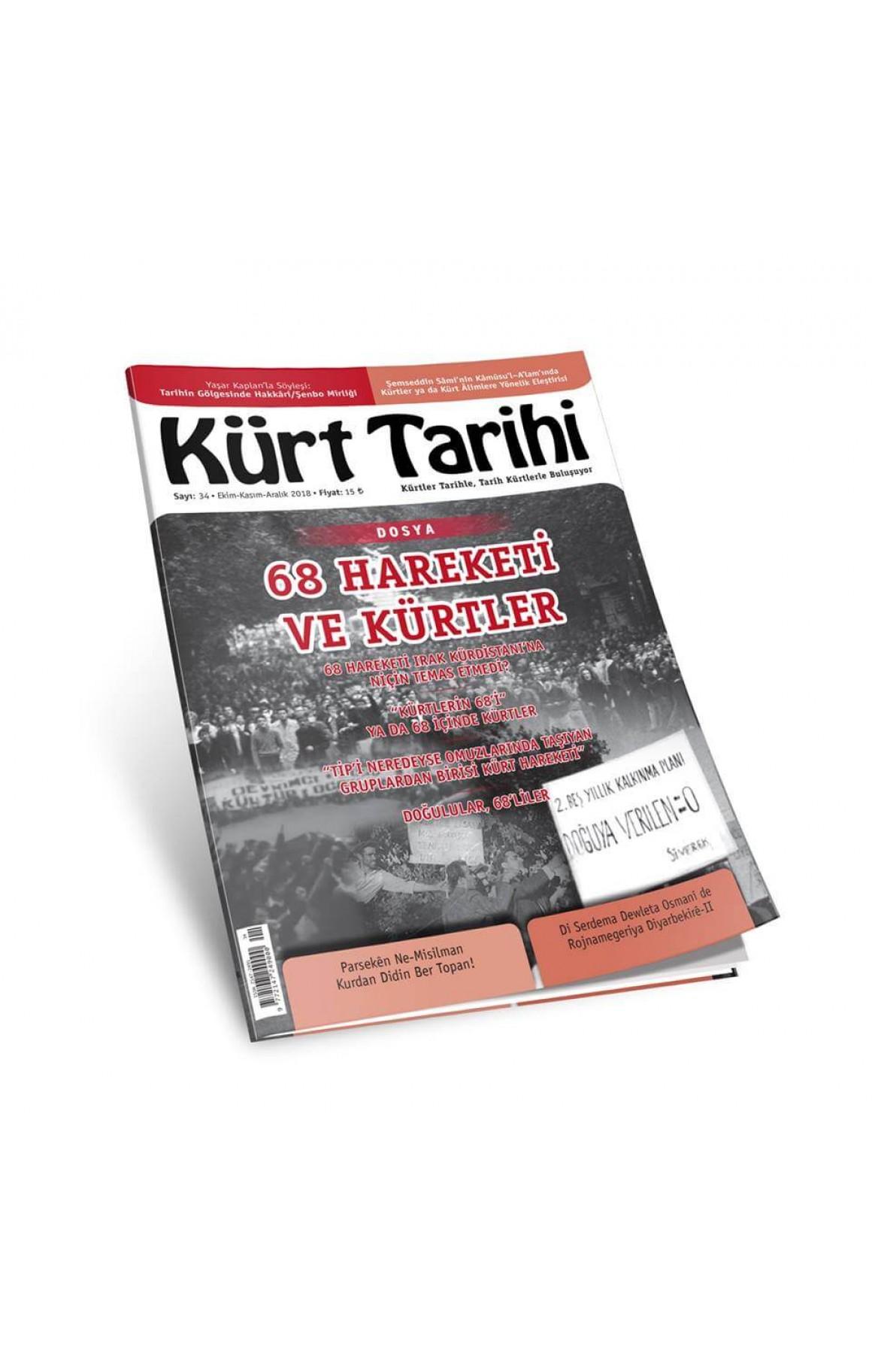 Kürt Tarihi Dergisi 34