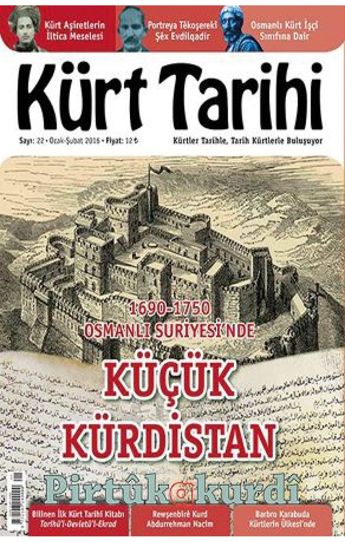 Kürt Tarihi Dergisi 22