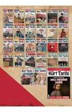 Kürt Tarihi Dergisi Seti