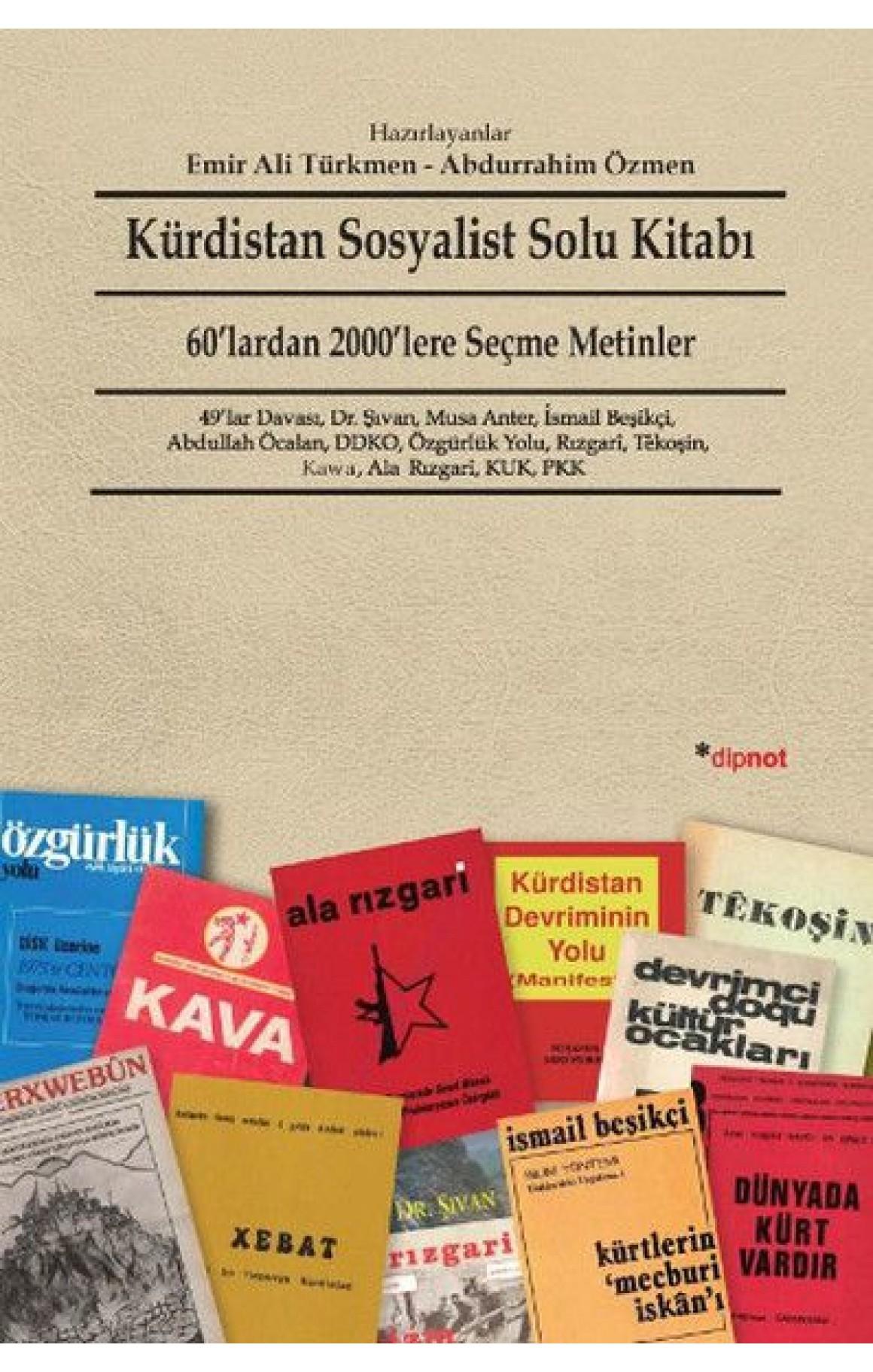 Kürdistan Sosyalist Solu Kitabı