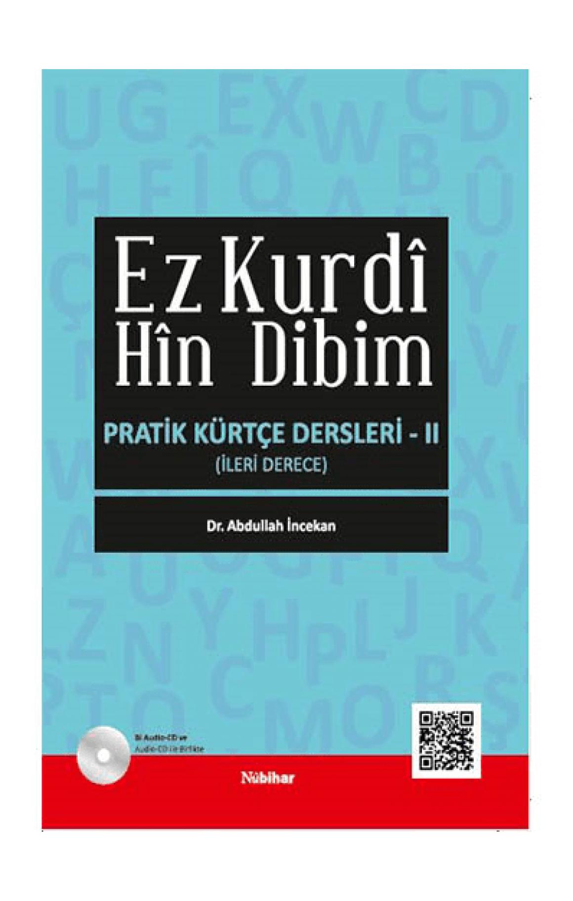 Pratik Kürtçe Dersleri Ez Kurdî Hîn Dibim 2-Ciltli