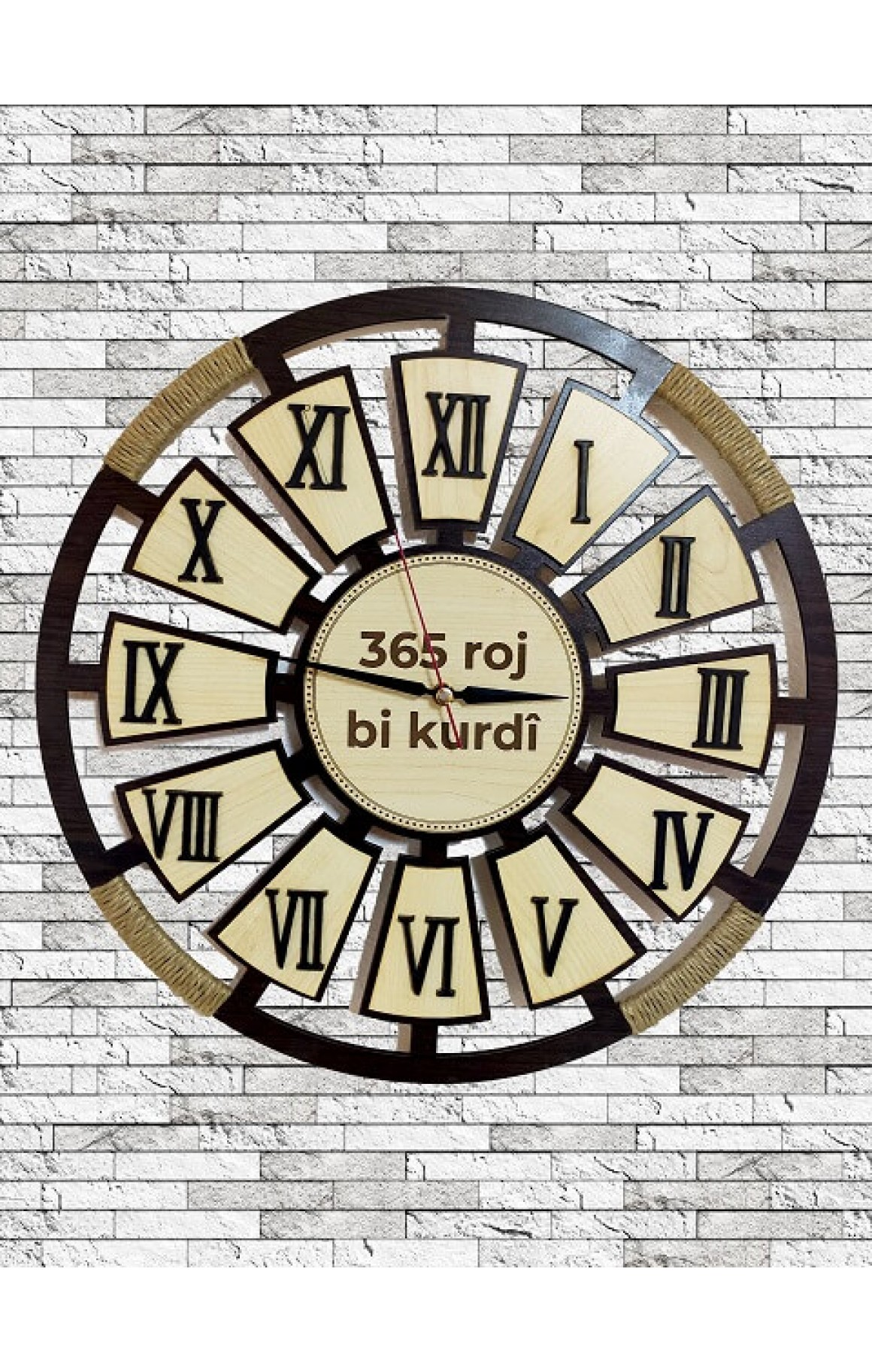 Saat - 365 ROJ BI KURDÎ