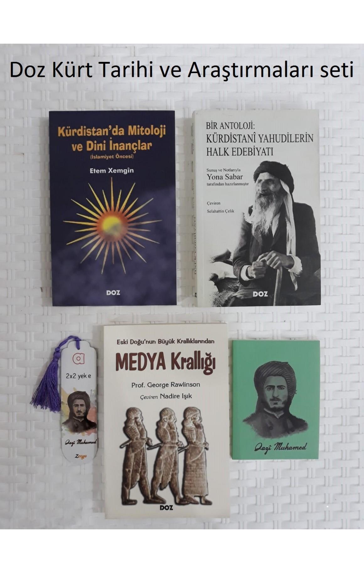 Doz Kürt Tarihi ve Araştırmaları Seti