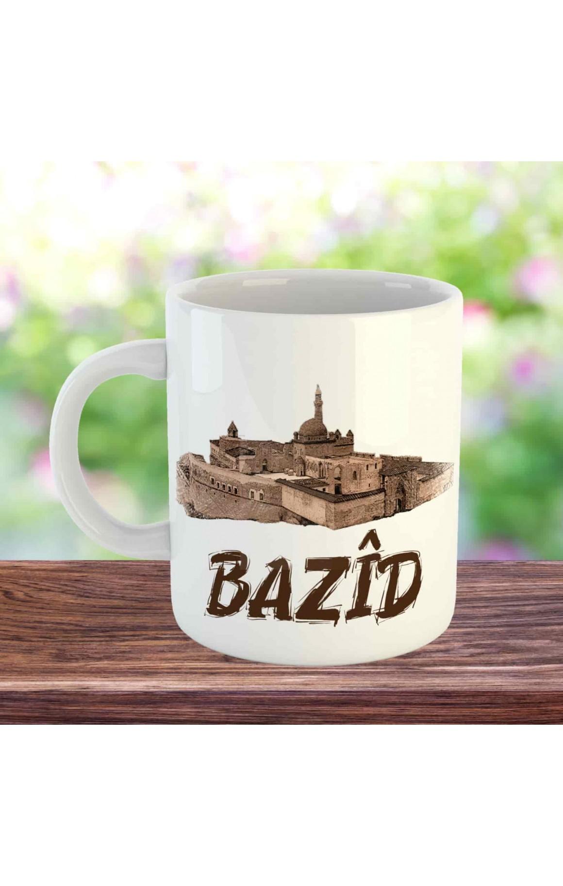 Bazîd Kupası - Porselen Kupa
