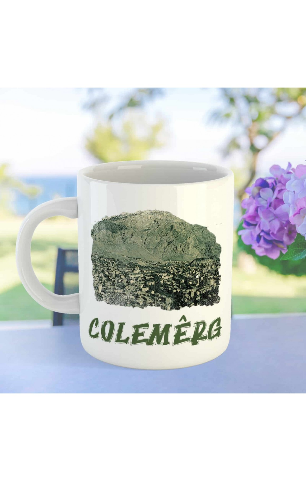 Colemêrg Kupası - Porselen Kupa
