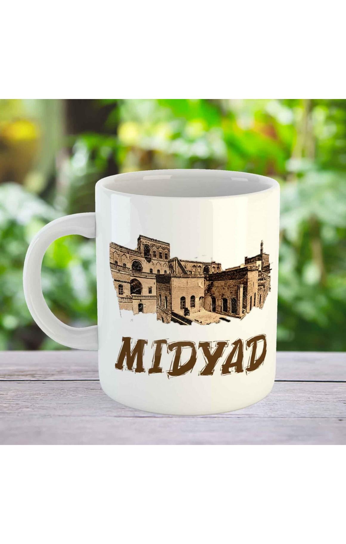 Midyad Kupası - Porselen Kupa