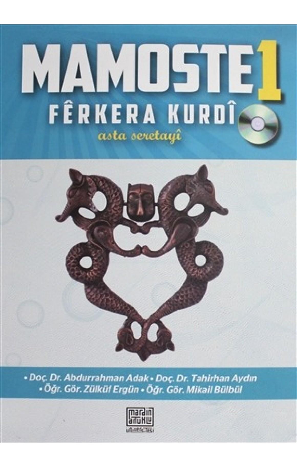 Mamoste 1 - Fêrkera Kurdî