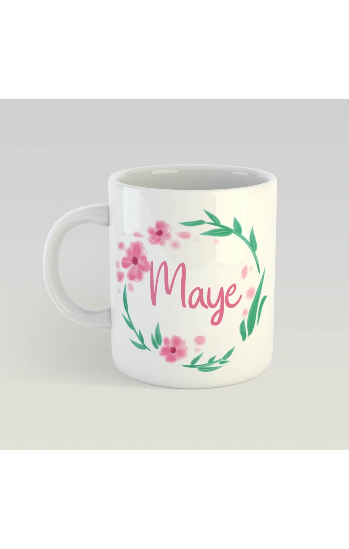 Annelere Özel Porselen Kupa - Maye