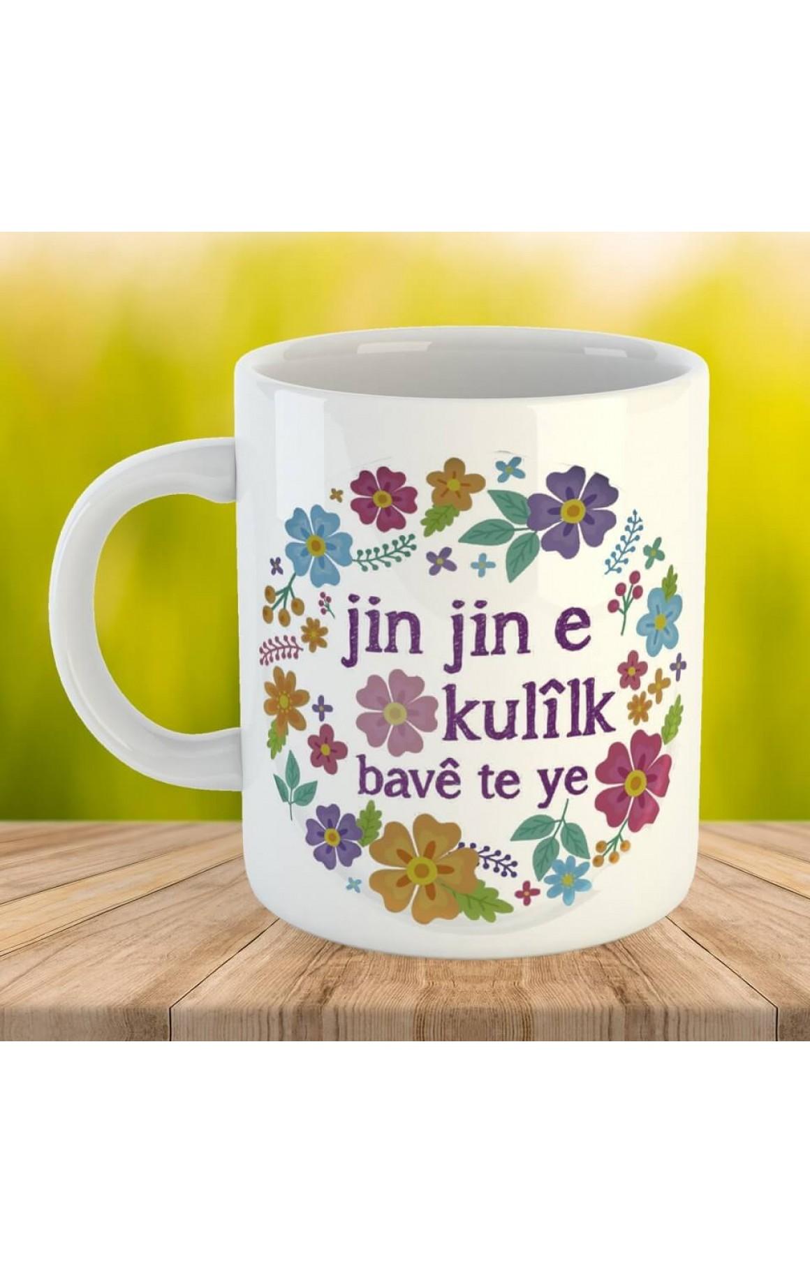 Porselen Kupa - Jin Jin e Kulîlk Bavê te ye 2