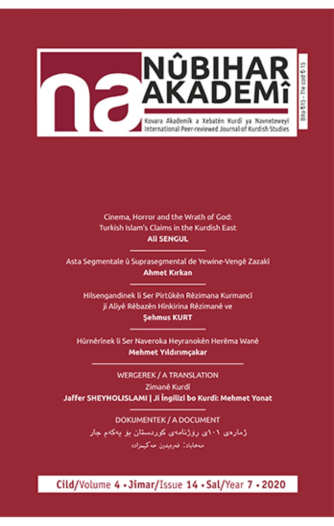 Nûbihar Akademi 14