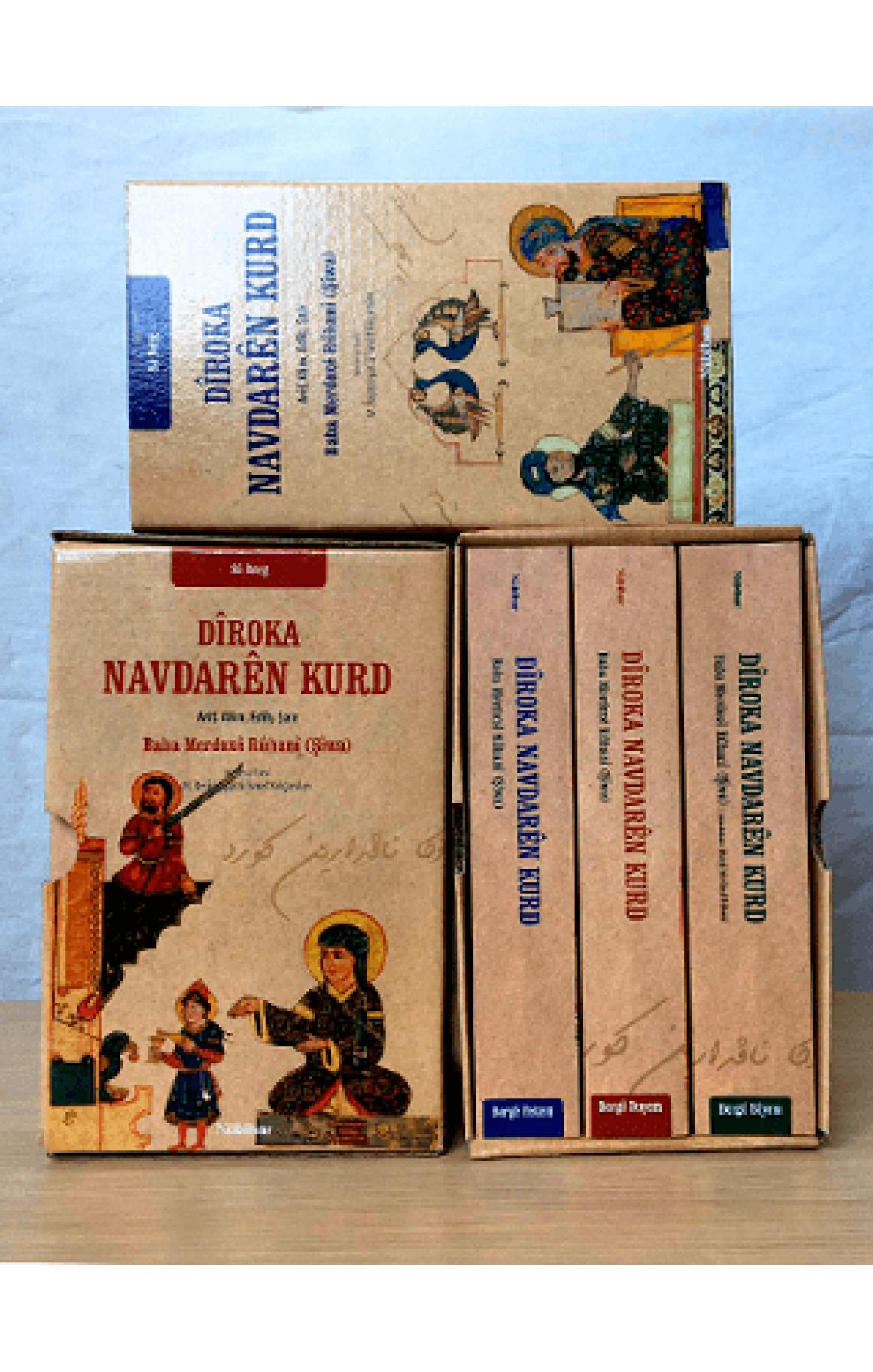 Dîroka Navdarên Kurd