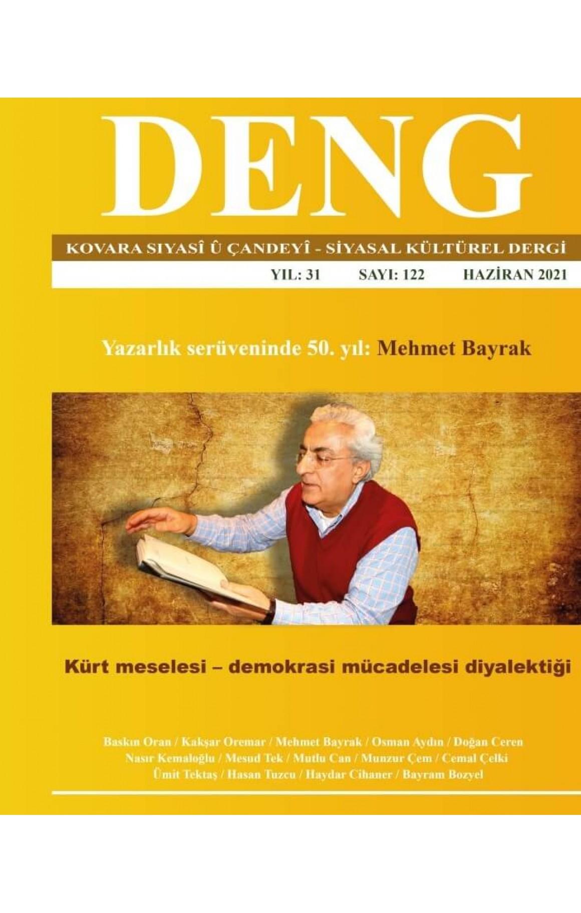 Deng Dergisi 122