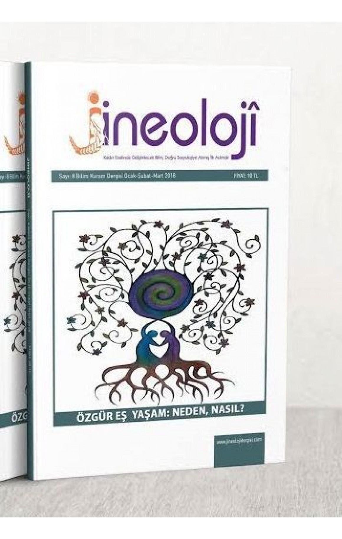 Jineoloji Dergisi 8
