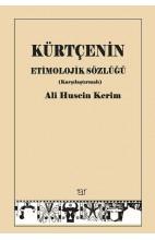 Kürtçenin Etimolojik Sözlüğü