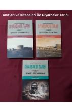 Anıtları ve Kitabeleri İle Diyarbakır Tarihi Seti