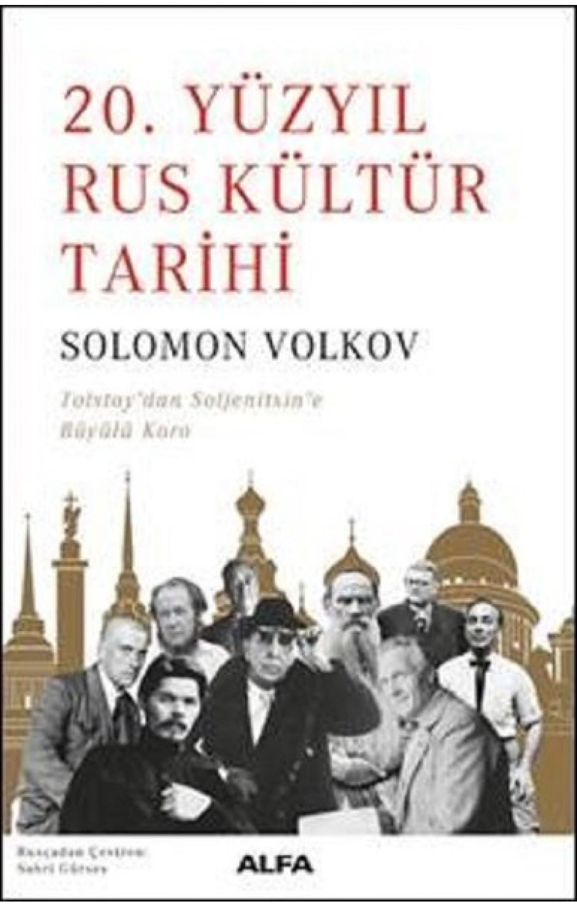 20.Yüzyıl Rus Kültür Tarihi