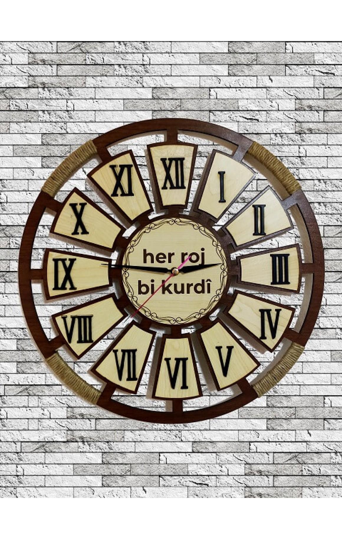 Saat - HER ROJ BI KURDÎ