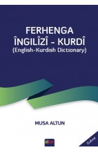 Ferhenga İngîlîzî Kurdî (English –Kurdish Dictionary)