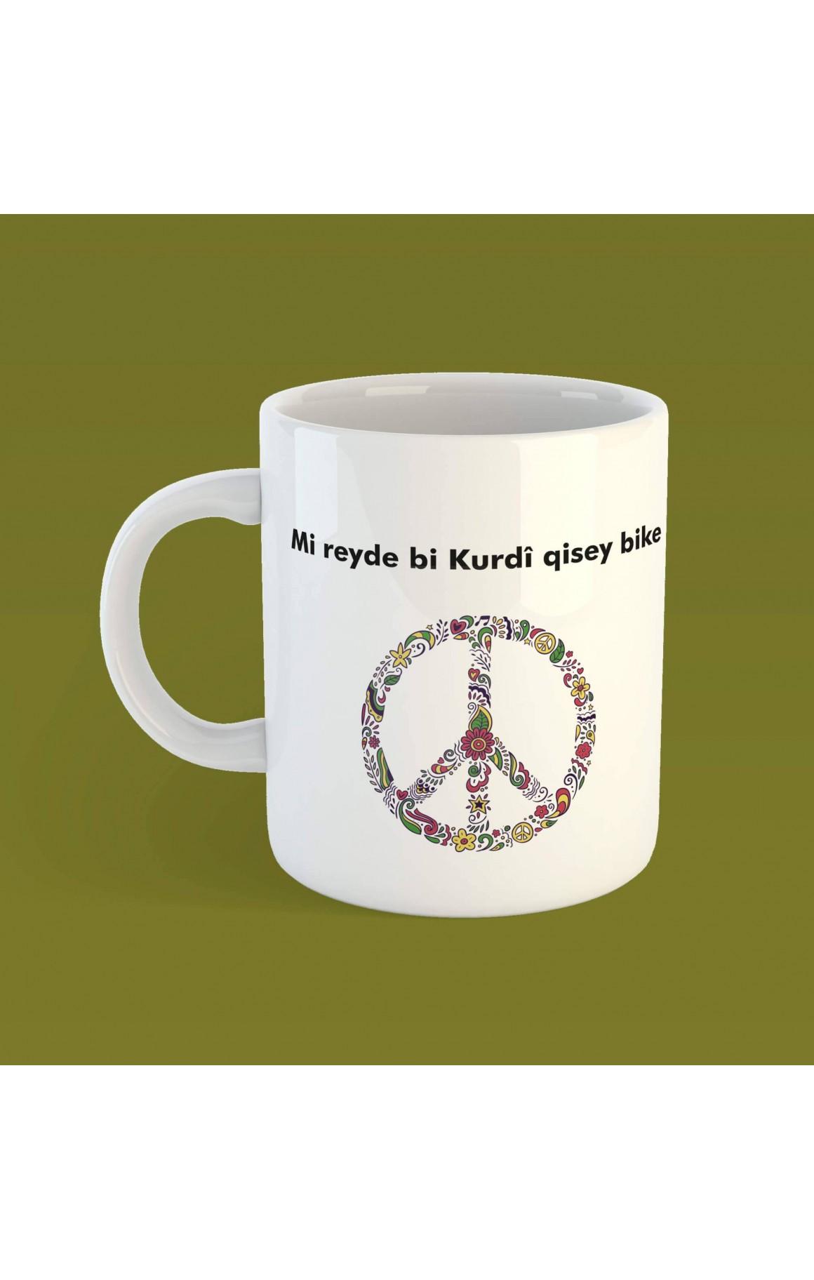 Porselen Kupa - Mi reyde bi Kurdî qisey bike