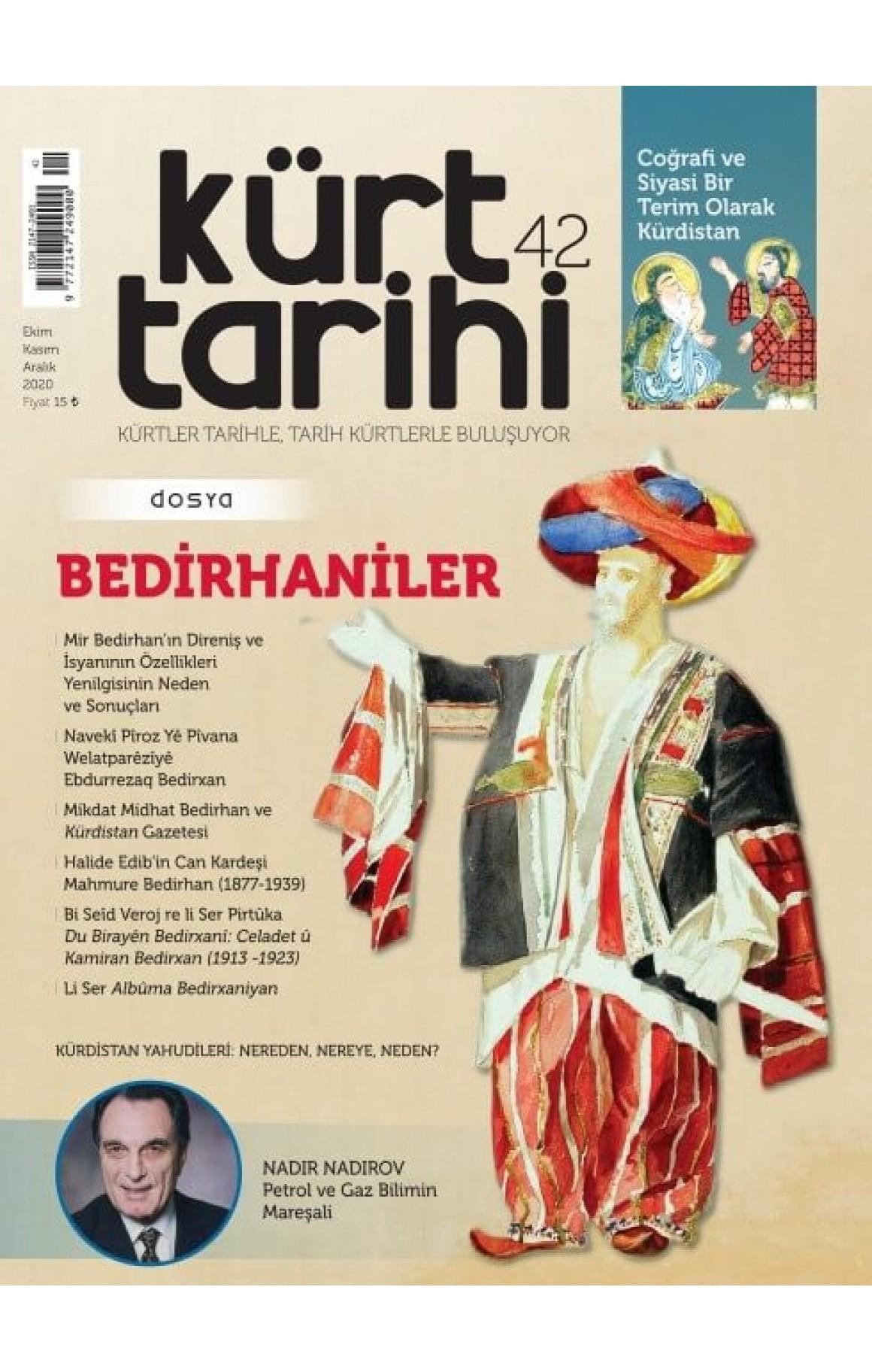 Kürt Tarihi Dergisi 42
