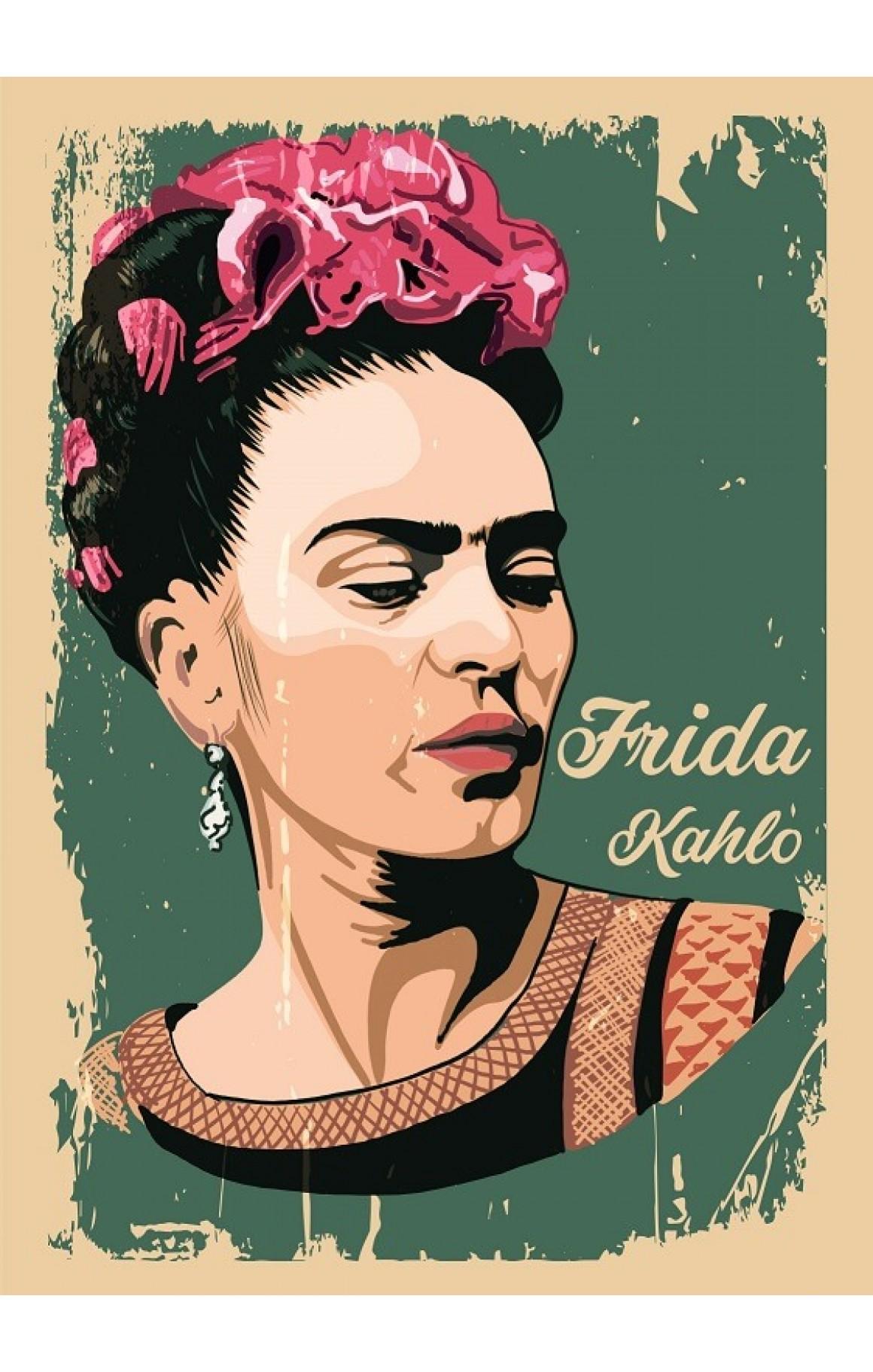 Not Defteri - Frida Kahlo