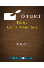 Öteki Kürtçe Çocuk Hikaye Seti (20 kitap)