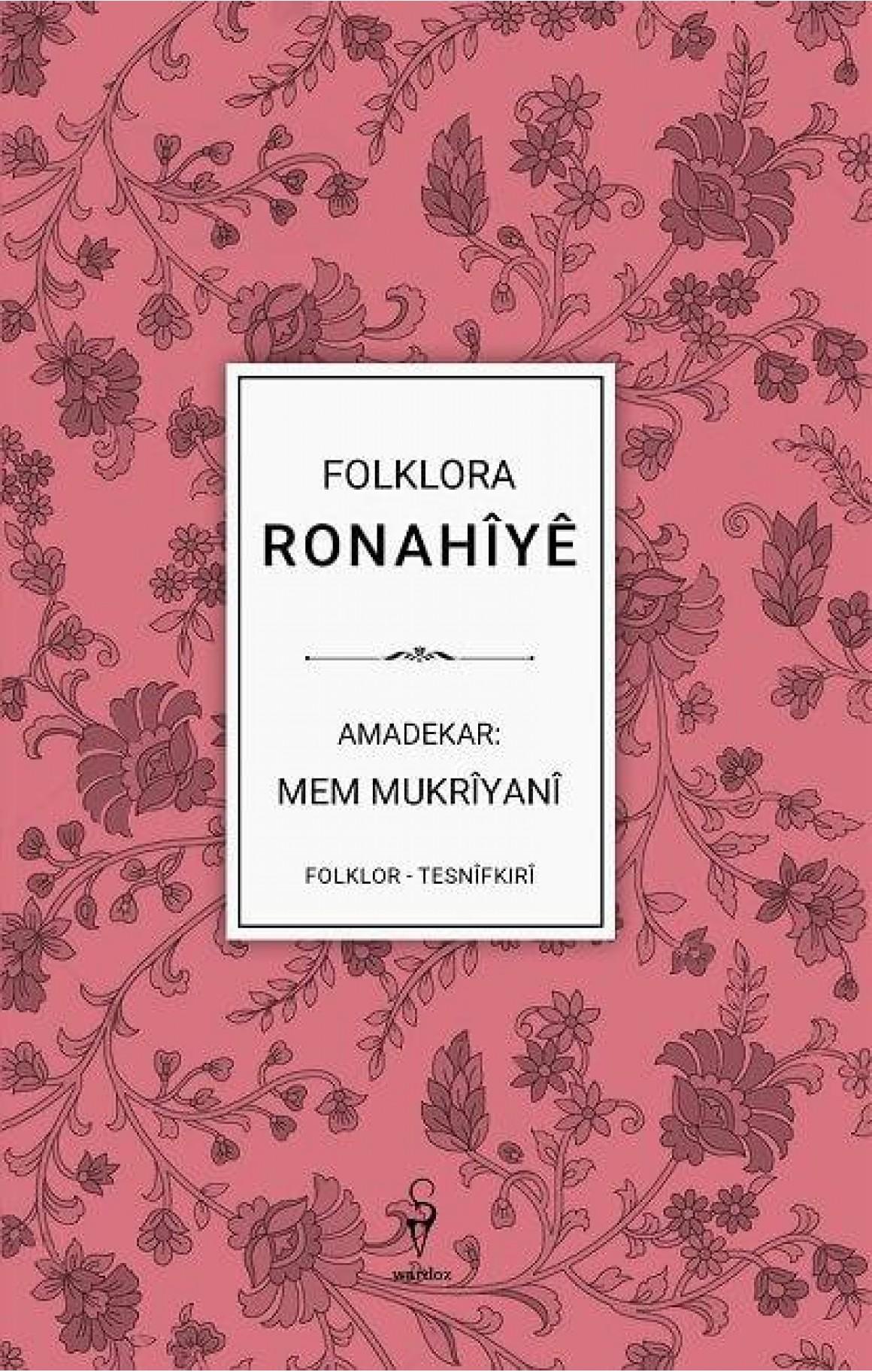 Folklora Ronahîyê