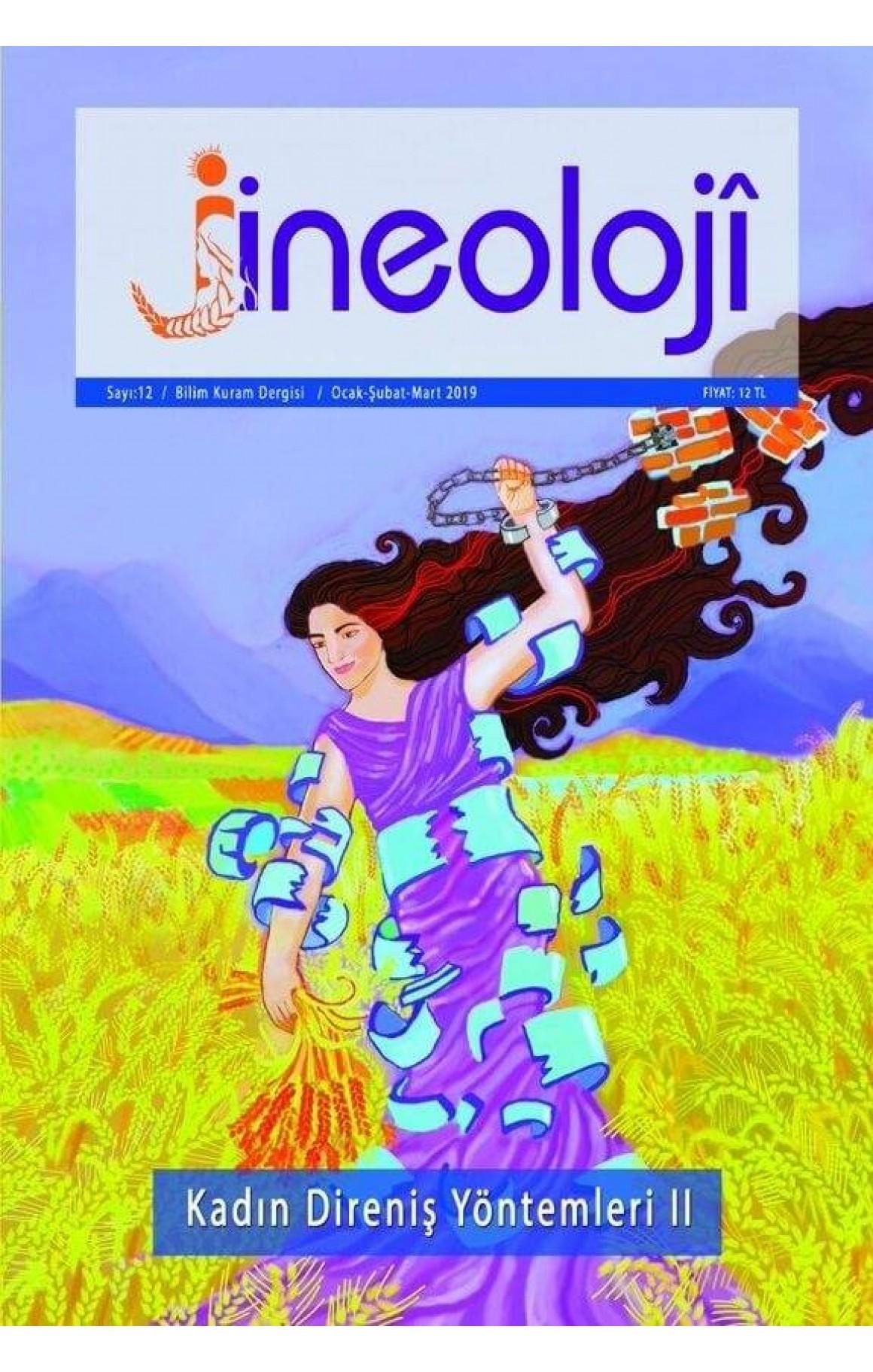 Jineoloji Dergisi 12
