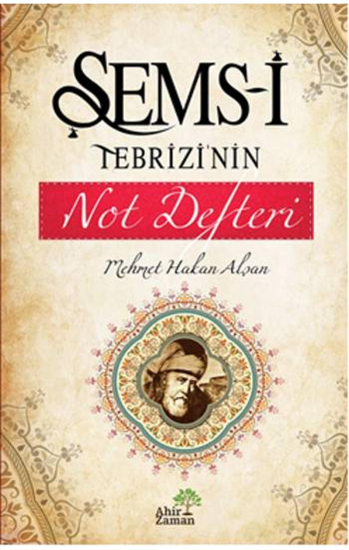 Şems-i Tebrizinin Not Defteri
