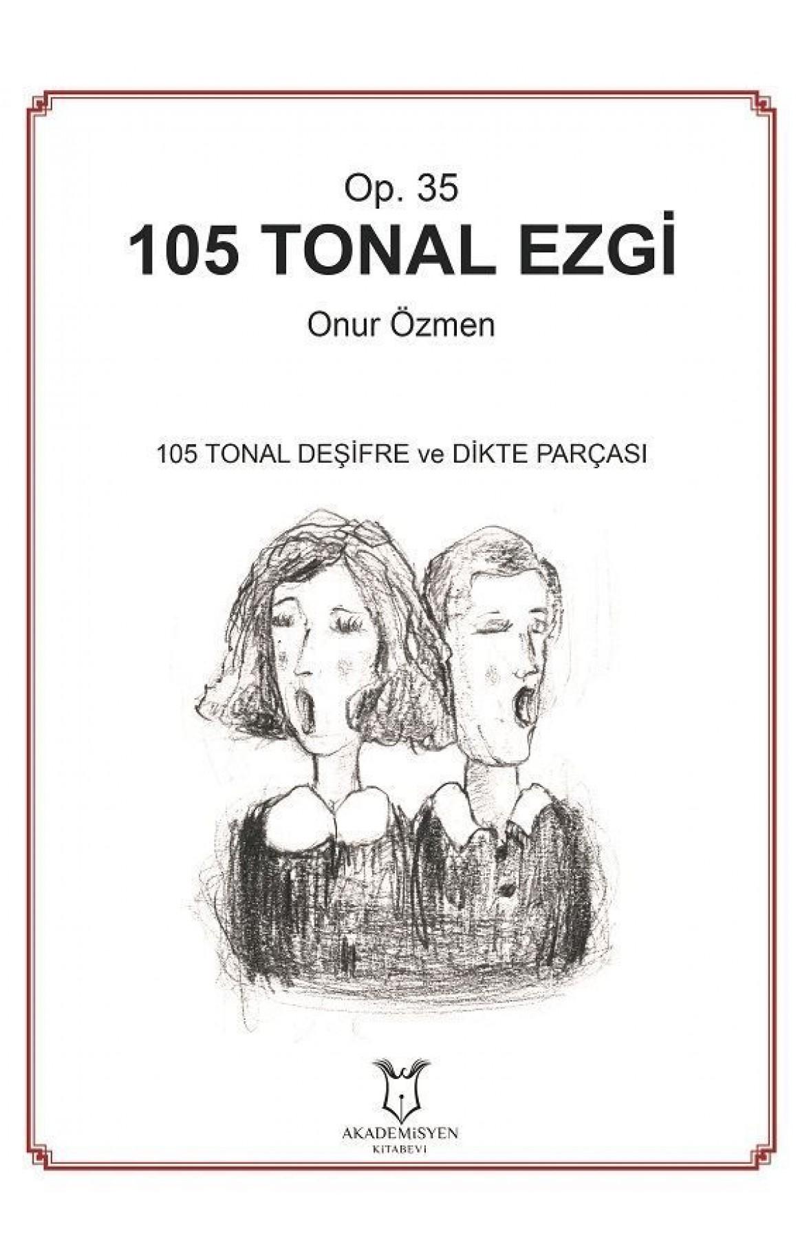 105 Tonel Deşifre ve Dikte Parçası