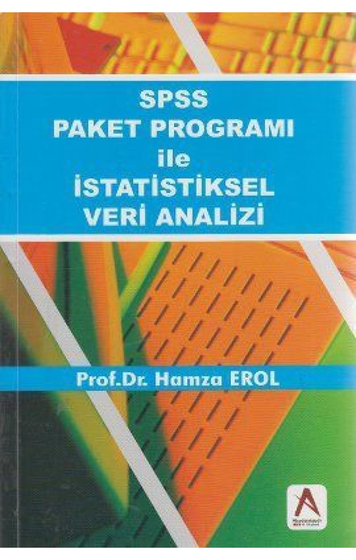 SPSS Paket Programı ile İstatistiks