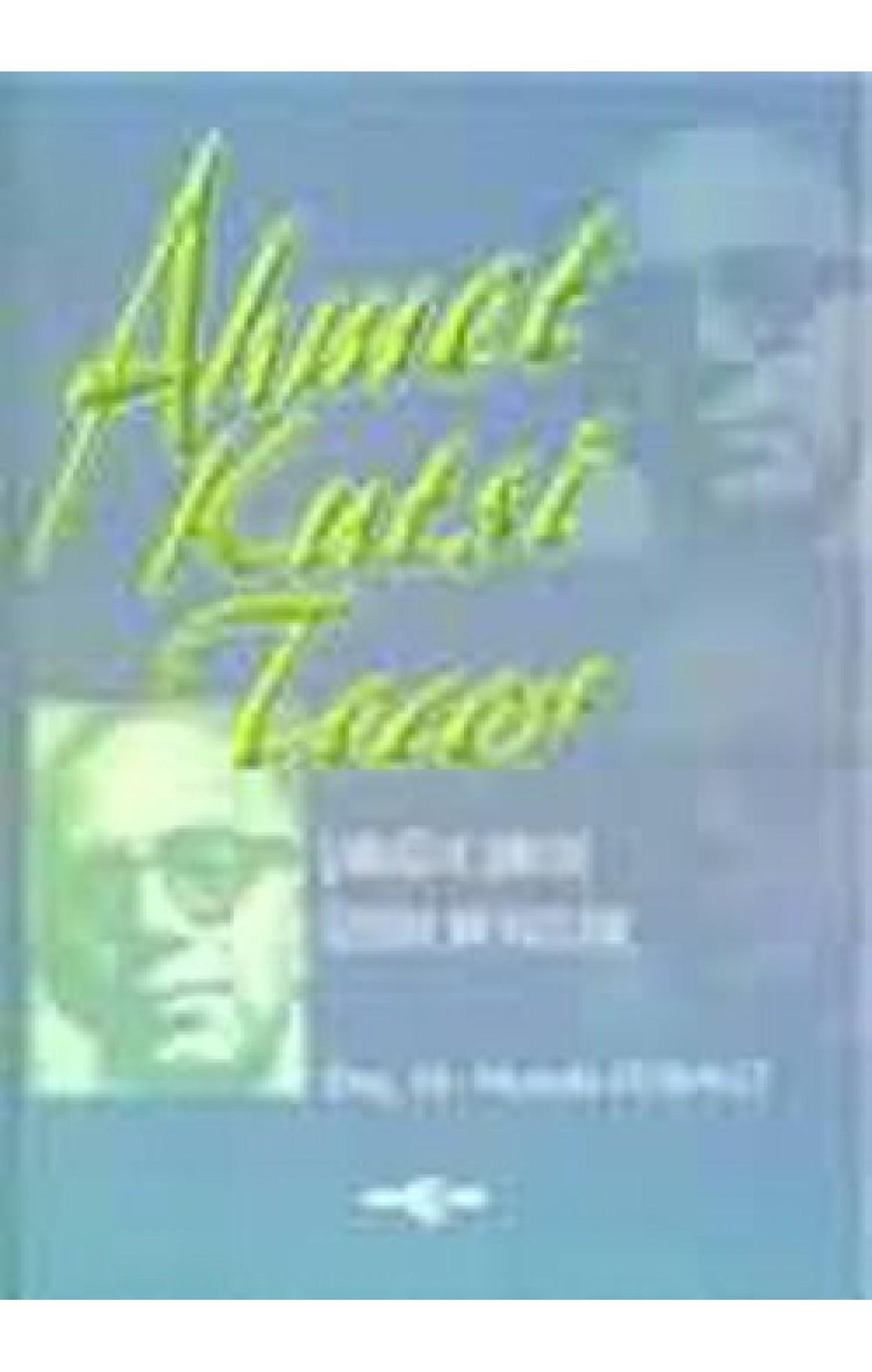 Ahmet Kutsi Tecer: Şairliği ve Şiirleri Üzerine Bir İnceleme
