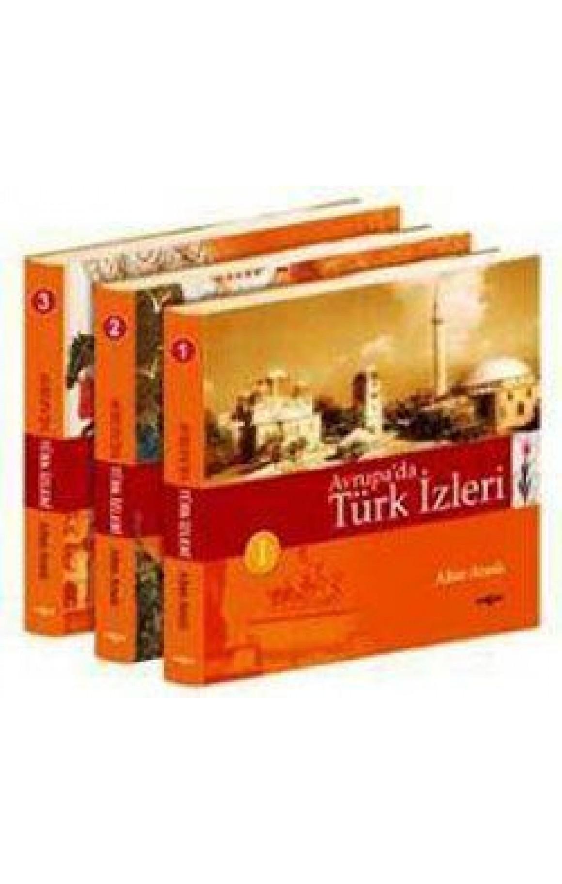 Avrupada Türk İzleri (3 Cilt)