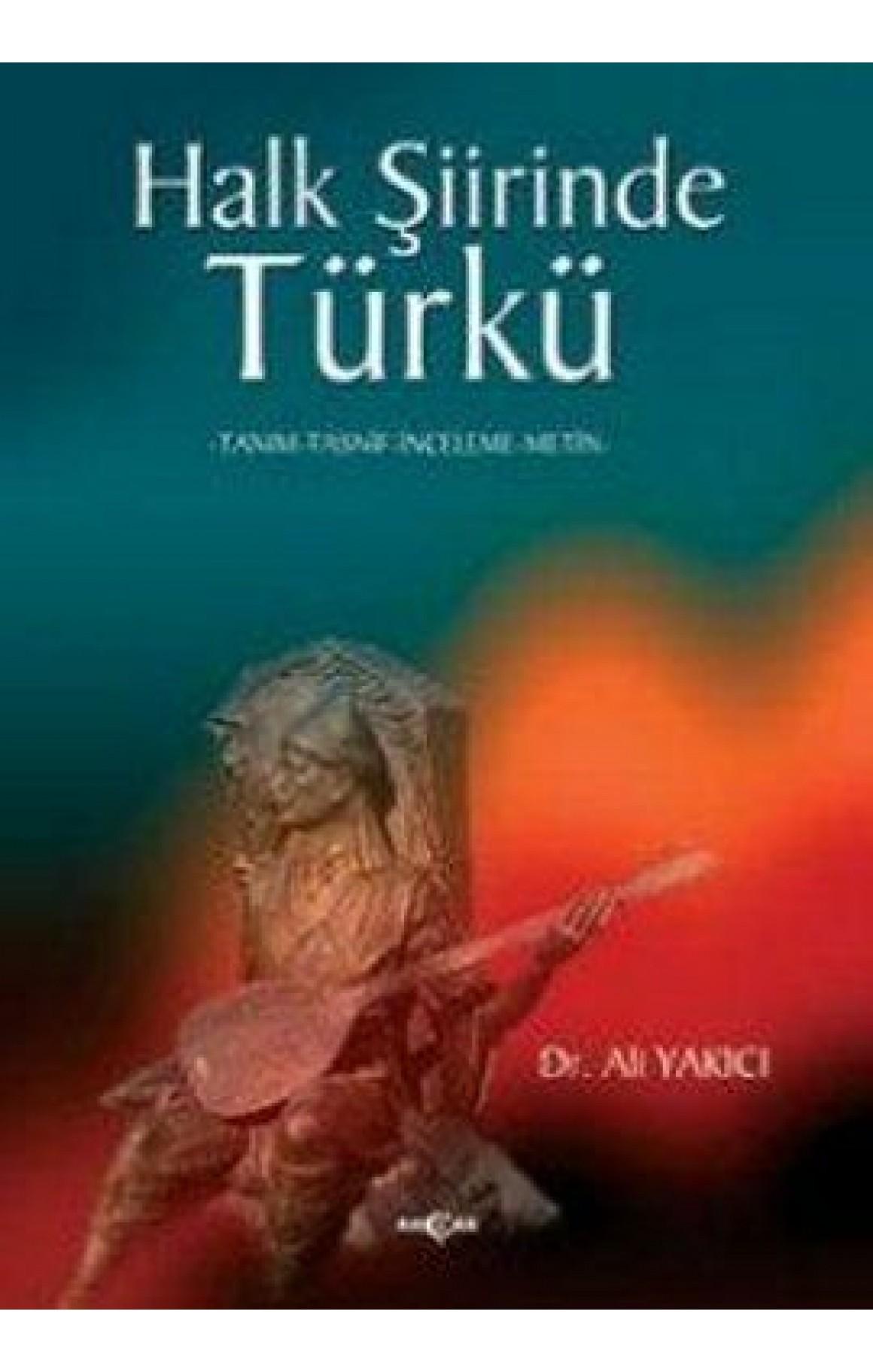 Halk Şiirinde Türkü