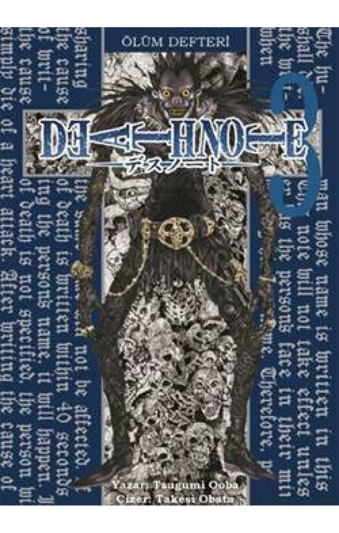 Death Note - Ölüm Defteri 3
