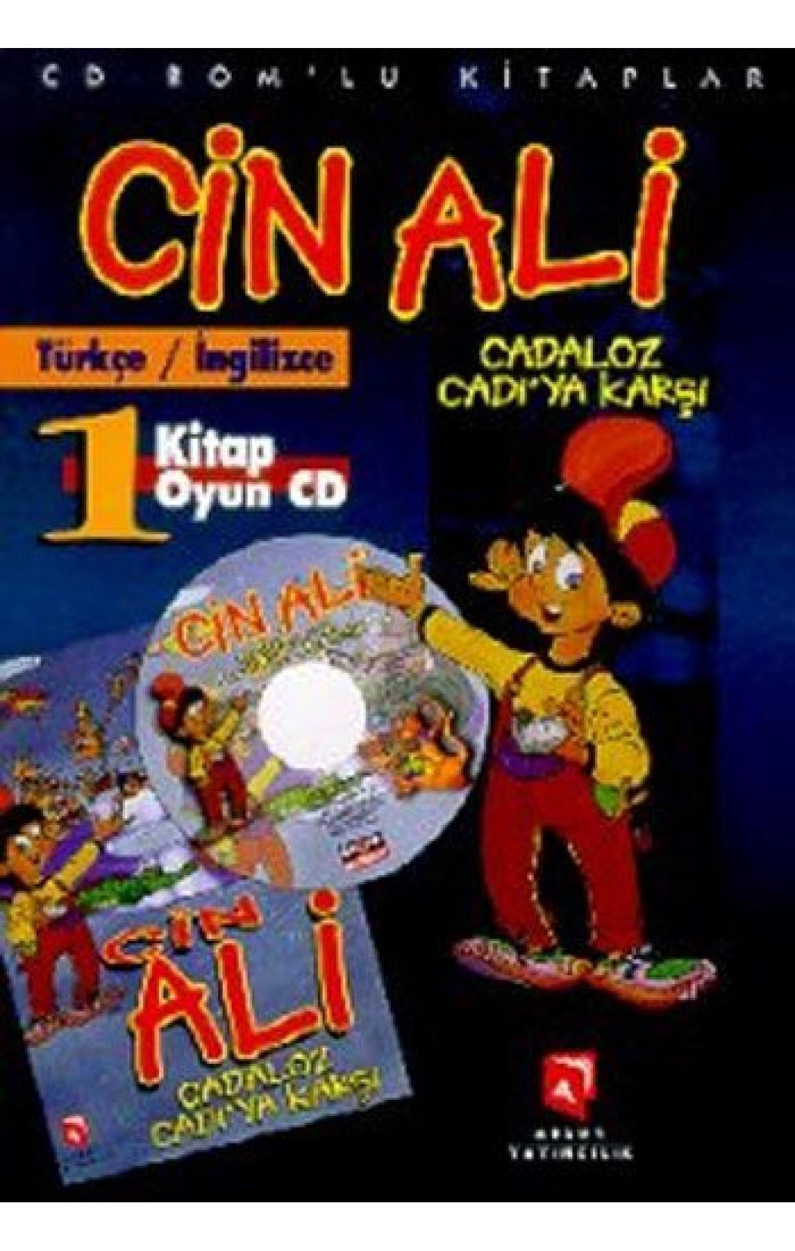 Cin Ali-Cadaloz Cadıya Karşı