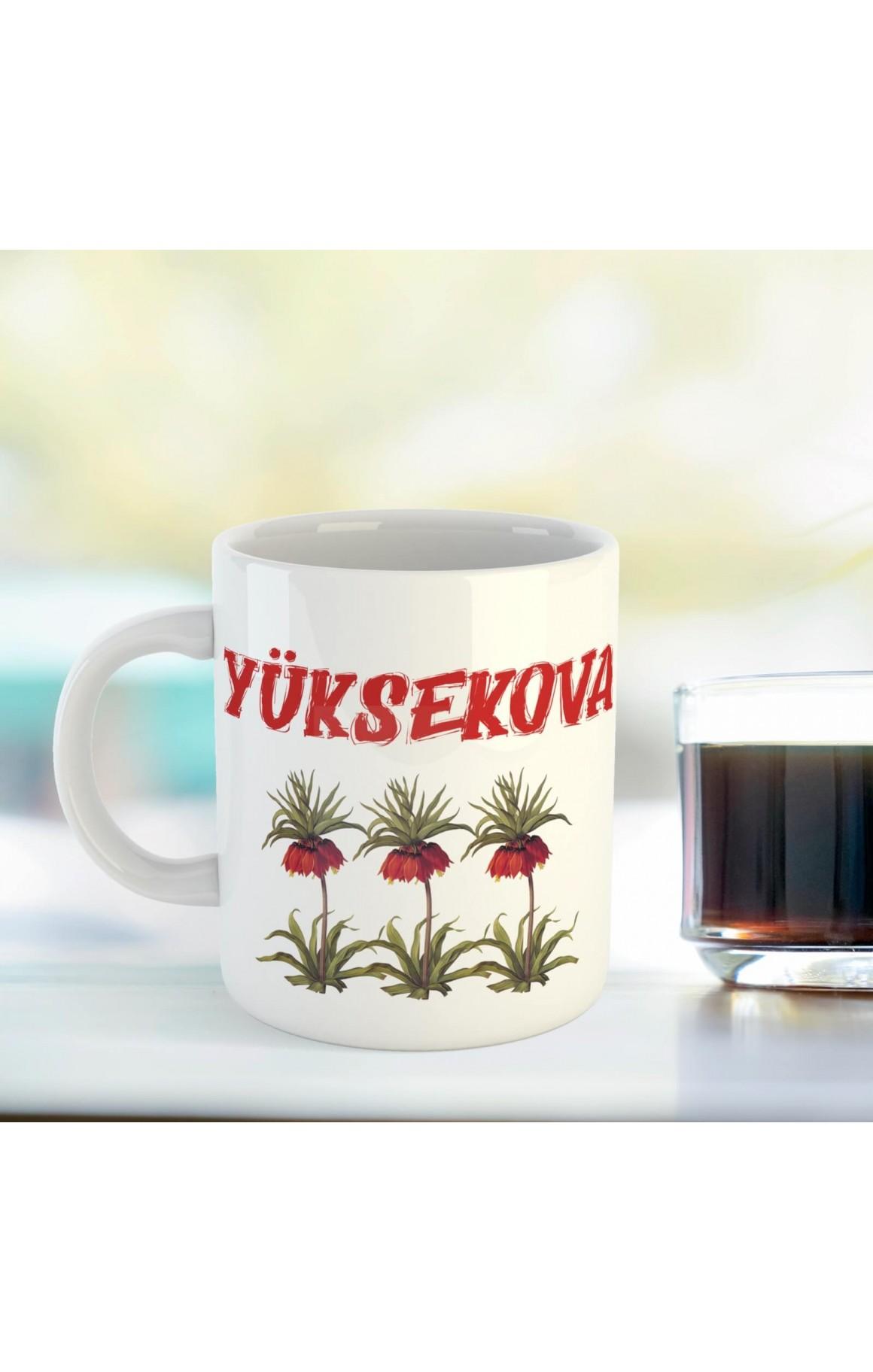 Porselen Kupa - Yüksekova Kupası