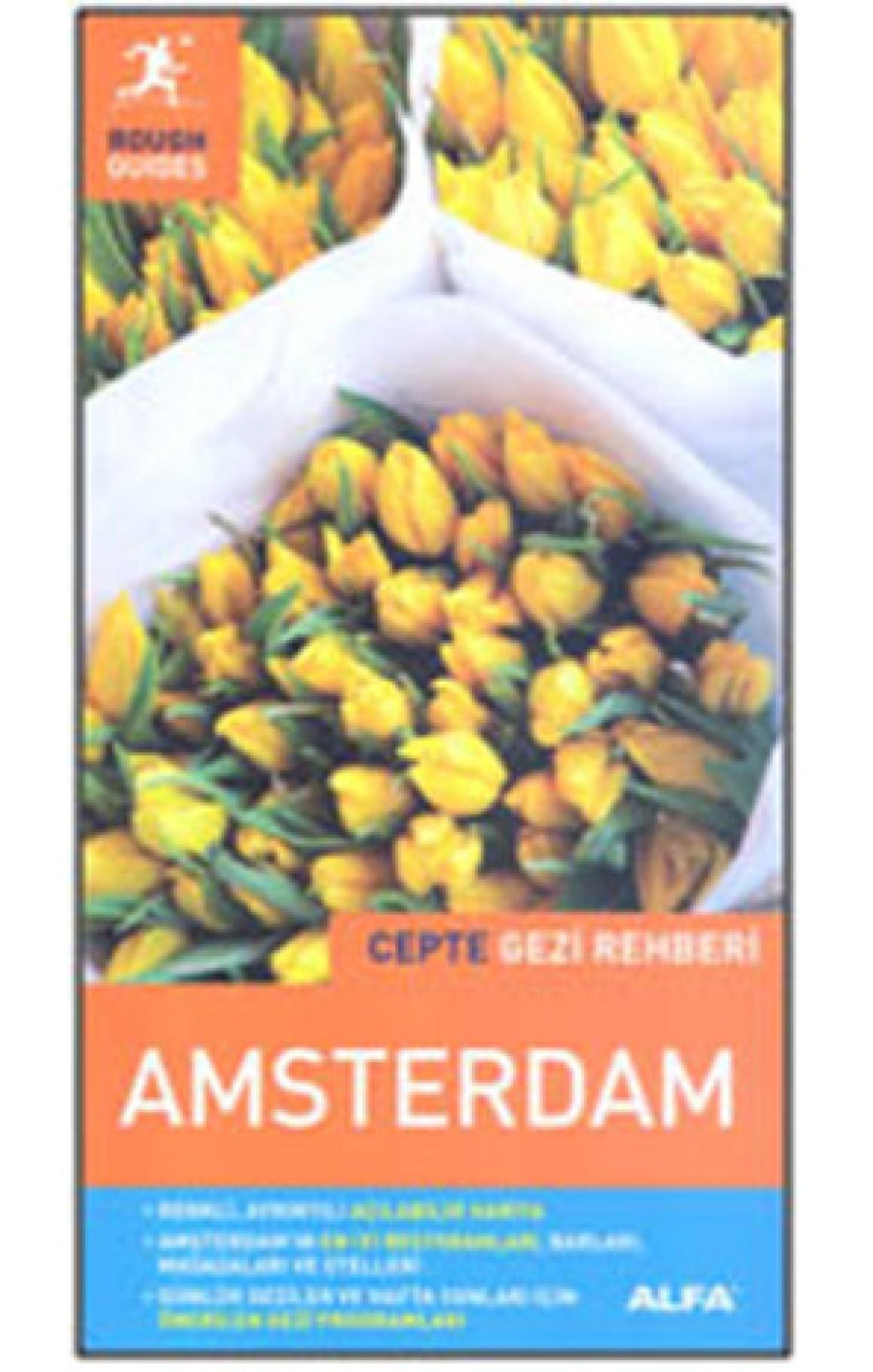 Amsterdam - Cepte Gezi Rehberi