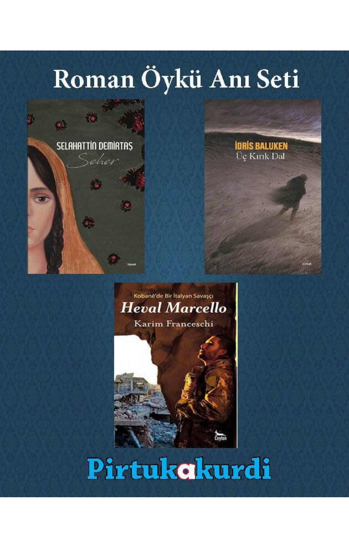 Roman Öykü Anı Seti