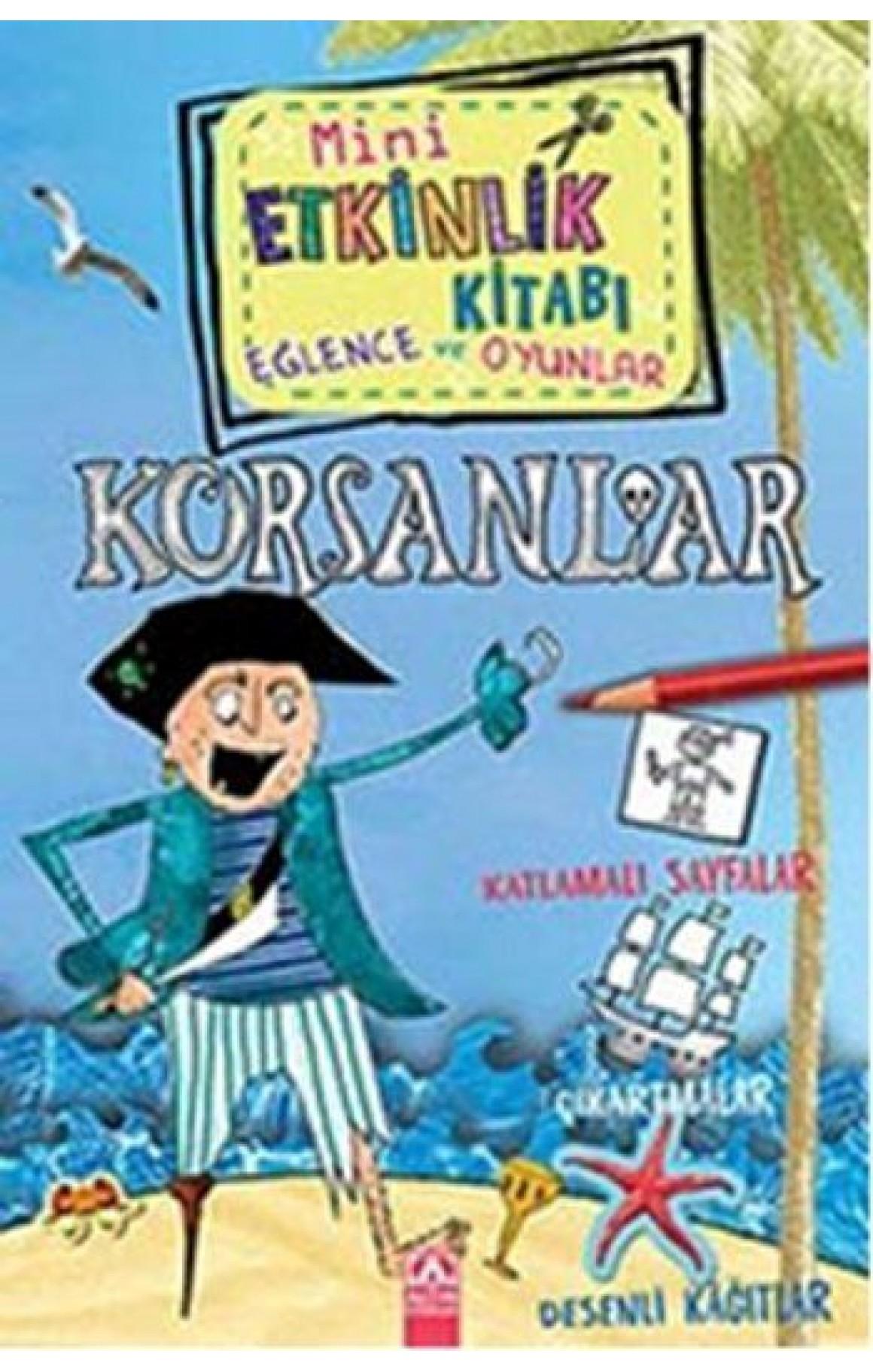 Korsanlar - Mini Etkinlik Kitabı