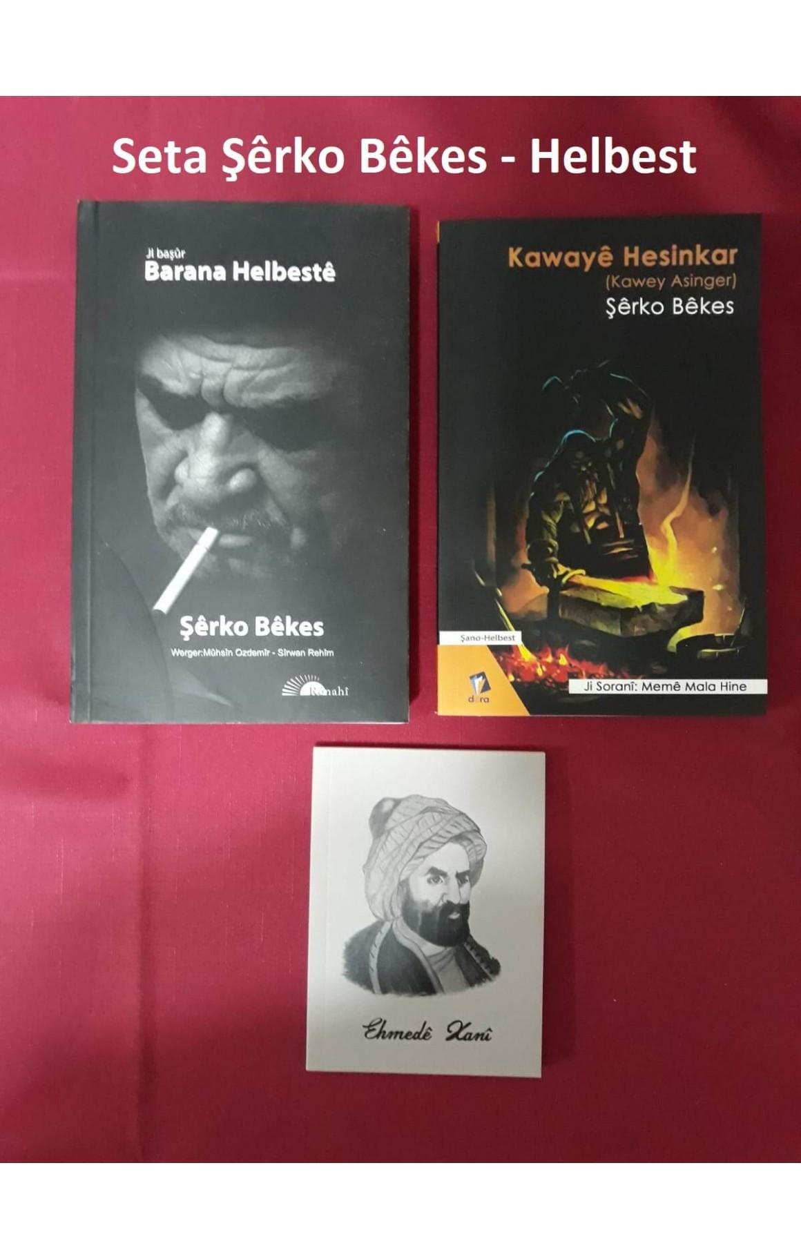 Seta Şêrko Bêkes - Helbest