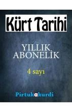 Kürt Tarihi Dergisi - Abonelik