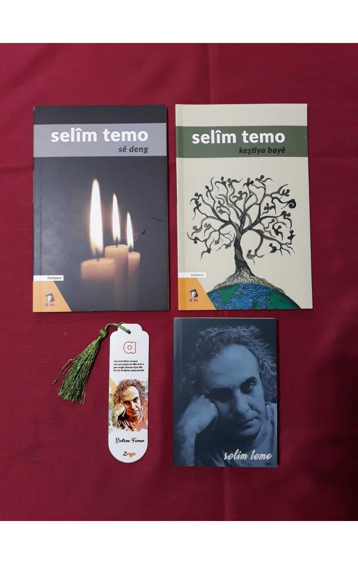 Selim Temo - Helbest (lênûsk + navbir)