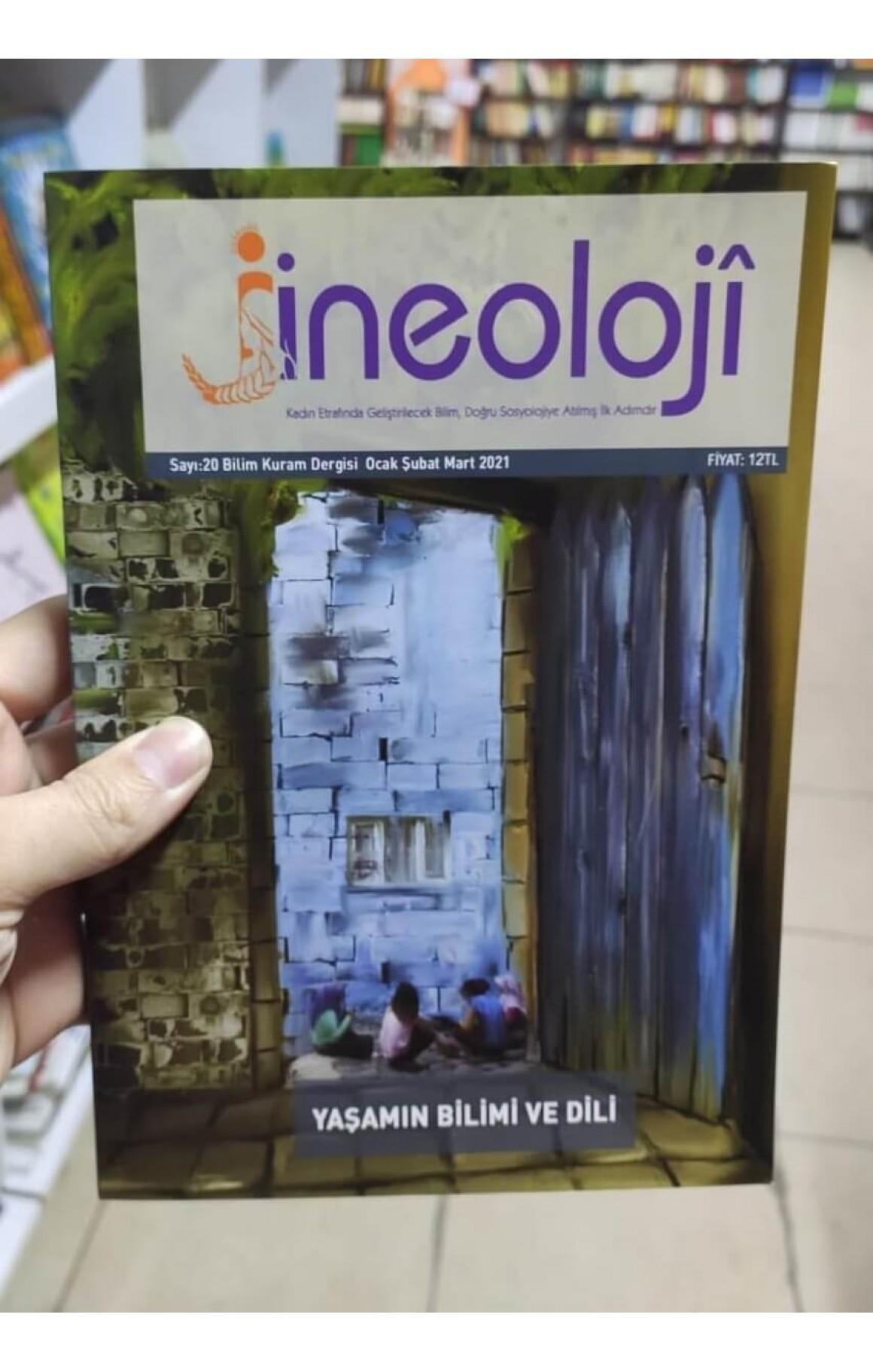 Jineoloji Dergisi 20