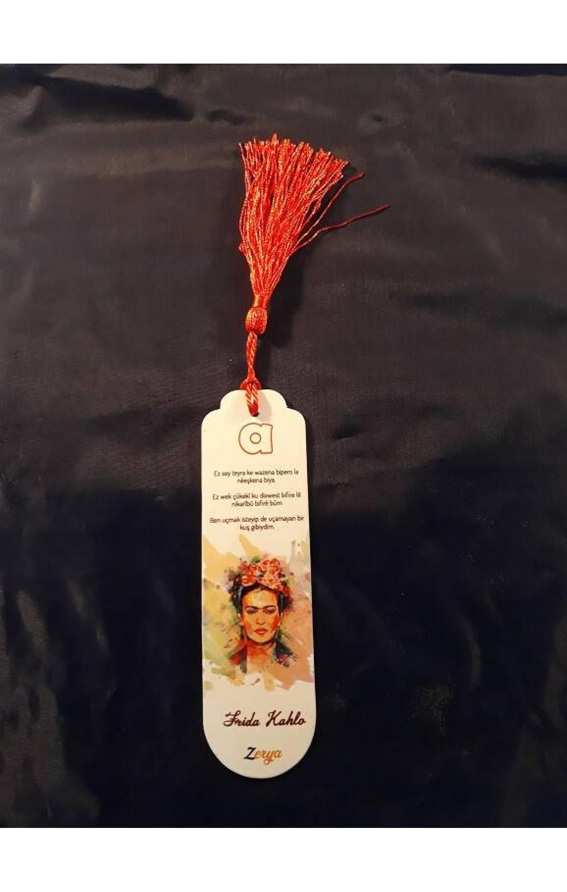 Püsküllü Ayraç - Frida Kahlo