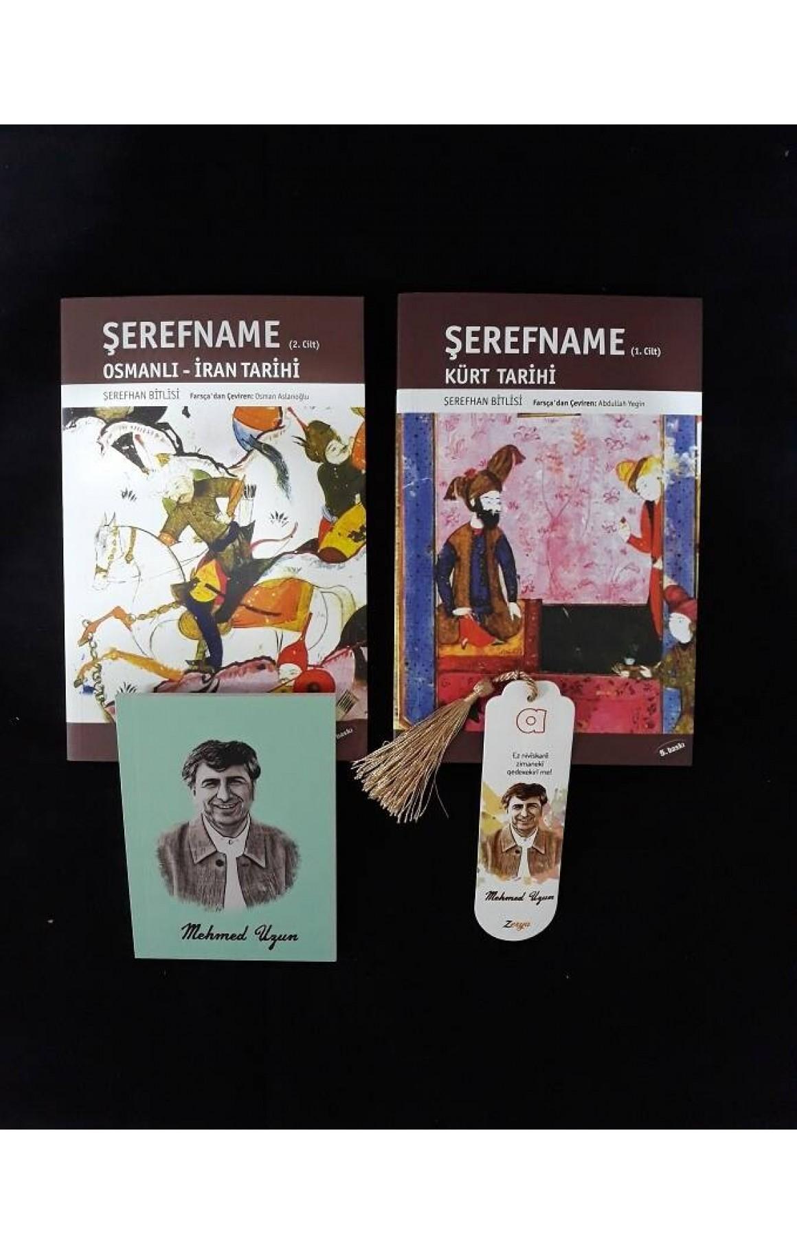 Şerefname Seti (defter+ayraç)