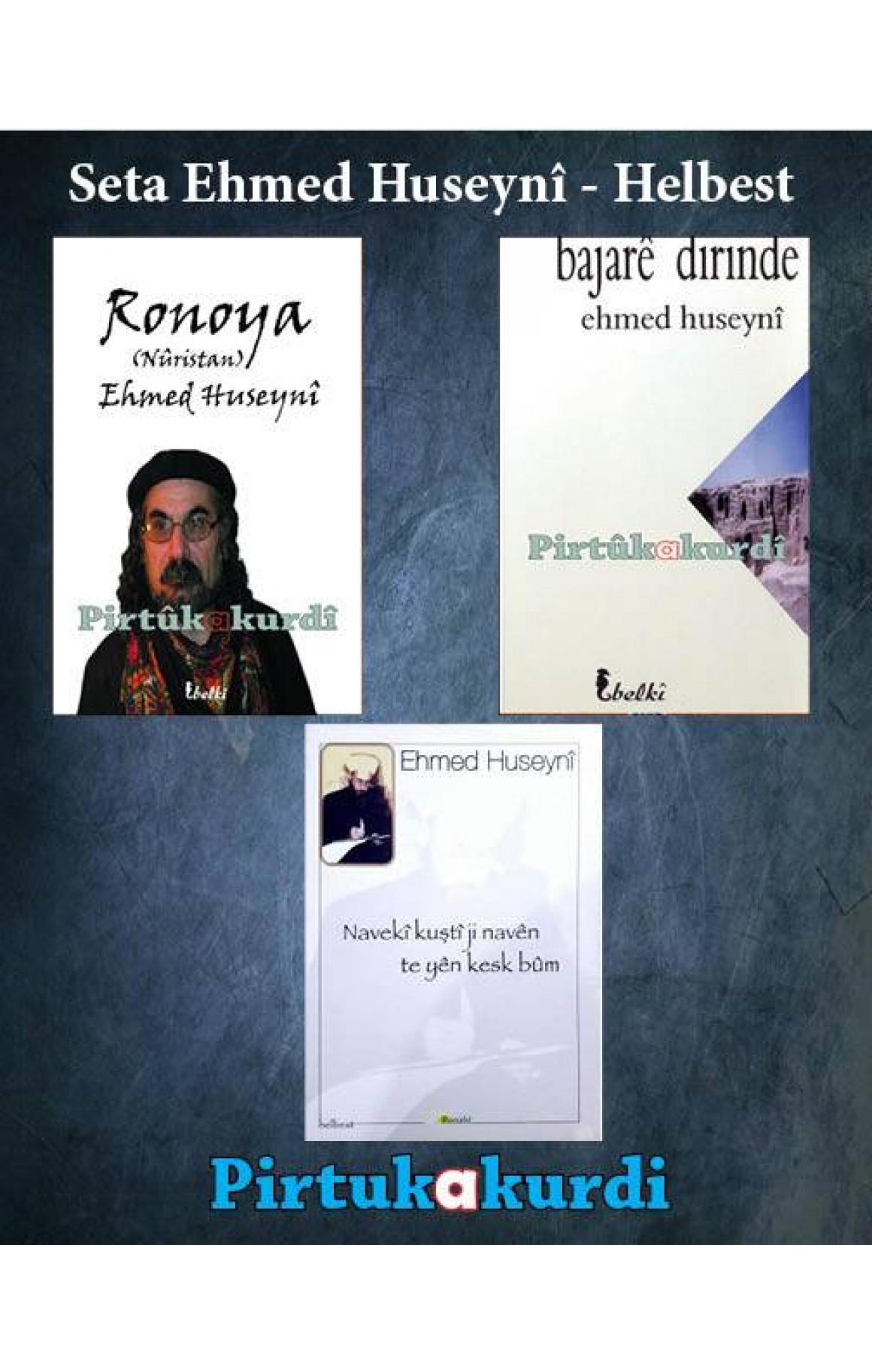 Seta Ehmed Huseynî - Helbest